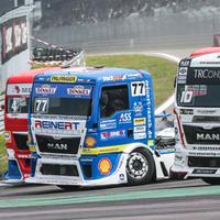 EUROPART auf dem Truck Race in Most vom 31.08. - 01.09.2013