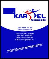 Handyshop Karttel wirbt mit Sonderaktion - bis zu drei Simkarten gratis!