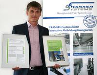 FRANKEN-Systems erhält Umwelt-produktdeklaration (EPD) für FRANKOSIL®1K