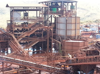 South American Ferro Metals Limited
