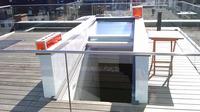 Dachausstiege verbinden Wohnraum und Dach