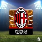 HUAWEI ist neuer Premiumsponsor und Mobile Partner des AC Mailand