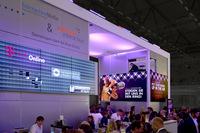 Expotechnik Group konzipiert innovatives Standdesign für InteractiveMedia
