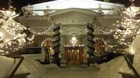 Weihnachtsfeier mit Ernst Crameri in St. Moritz
