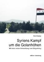 Neues Buch zum syrischen Bürgerkrieg und zu Syrien erschienen