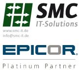 SMC IT AG übernimmt als erster Epicor-Partner den Vertrieb für Epicor ERP in Deutschland.