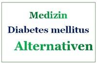 Chancen in der Diabetes mellitus - Therapie