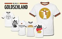 Schwarz, Rot, GOLDSCHLAND.