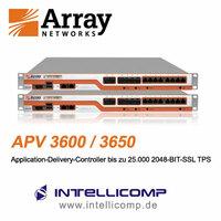 Array Networks: Mid-Range-Loadbalancer unterstützen bis zu 25.000 SSL TPS