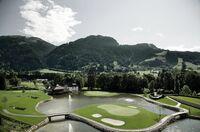 Start der A-ROSA Golf Trophy 2014 am 14. Juni im Golfclub Kitzbühel