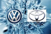 VW gegen Toyota: Wer gewinnt jetzt in Größe und Profitabilität?