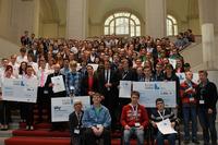 Beste Schülerfirma Deutschlands: Die Zweitbesten aus Baden-Württemberg belegt den ersten Platz des Bundes-Schülerfirmen-Contest 2014