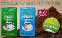 UTZ-zertifizierter Kaffee von Caféclub bei cobio.de: Faire Bohnen & überzeugendem Geschmack