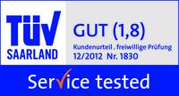 Commerz Finanz GmbH mit TÜV-Siegel ausgezeichnet