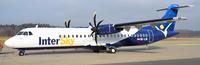 InterSky Erstflug zwischen Zürich und Salzburg!