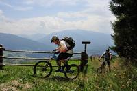 Mountainbike Südtirol: Sonderwoche im Naturhotel Südtirol