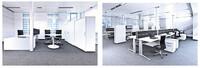 Bayerischer Inkasso Dienst arbeitet ergonomisch dank Büromöbelausstattung von LEUWICO