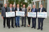 ProChrist übergibt Spenden in Höhe von 317.500 Euro an diakonische Projekte