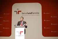 15. Zertifikatsverleihung der berufundfamilie gGmbH: Familienbewusste Unternehmenskultur wird belohnt
