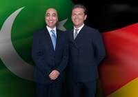 Pakistanischer Botschafter Abdul Basit erweitert Konsularbezirk von Dr. Poetis