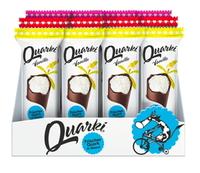 Quarki - der bessere Snack aus dem Kühlregal
