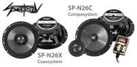 Lautsprecher für Preisbewußte: Spectrons Compos und Coaxials