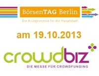 Börsentag Berlin - Die Finanzmesse für die Hauptstadt