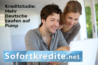 Konsum in Deutschland: Jeder dritte Haushalt nutzt Ratenkredit