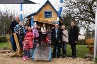 Spende statt Feier  W S WESTPHAL spendet für Kindergarten