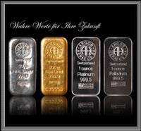 Investieren in Edelmetalle - Vorteile und Sicherheit