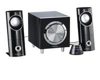 auvisio Aktives 2.1 Multimedia-Soundsystem MSX-220