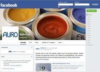 AURO jetzt auf Facebook und Twitter
