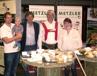 Bregenzerwälder Ziegenkäse erobert Tiroler Gastronomie