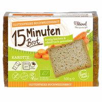 Wie Sie glutenfreies Buchweizenbrot in nur 15 Minuten selber backen.