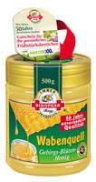 50 Jahre Wabenquell Gebirgsblüten-Honig