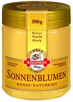 Cremig-aromatisch oder zart-fruchtig: Bihophar Sonnenblumen- und Obstblüten-Honig