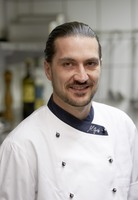 Martin Opitz vom Gourmetrestaurant Refugium ist