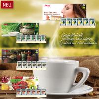 Eine Bio-Teebar zum Mitbringen