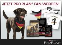 Fußballfieber: Jetzt PRO PLAN® Fan werden und Hundehalstuch und Trikot als Gratis-Zugabe sichern