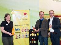 Bio-Mineralwasser: Voelkel und Neumarkter Lammsbräu weiten strenge Bio-Qualität auf Limonaden aus