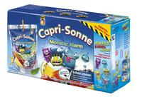 Sammelalarm mit den Capri-Sonne Monstern