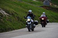 Herbst-Urlaub mit dem Motorrad in Südtirol