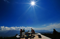 Südtirol im Oktober - bezaubernder Ritten