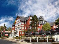 Das Tophotel in Oberhof