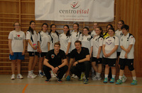 centrovital fördert Handball-Nachwuchs des SCC - Training mit Colja Löffler und Petr Stochl
