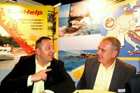 SeaHelp auf Hanseboot 2013: Ostsee und Dieselpest im Fokus