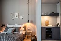 Ein schickes Hotel zum kleinen Preis in München
