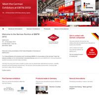GCB German Convention Bureau präsentiert Deutschland auf der EIBTM in Barcelona