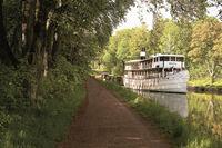Aviation & Tourism International: nostalgische Reisen auf dem Göta-Kanal