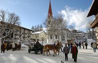 Winterzauber im Naturhotel Lärchenhof & Spa
